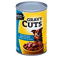 Signature Pet Care Dog Food With Chicken & Rice In Gravy Can - 22 Oz