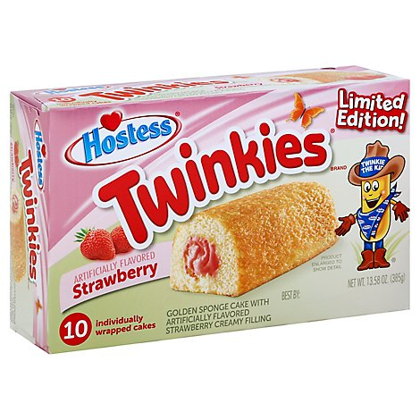 Hostess Twinkies Strawberry Multi Pack - Each