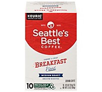 Seattles Best Coffee Coffee K-Cup Pods Medium & Vibrant Breakfast Blend - 10 Count