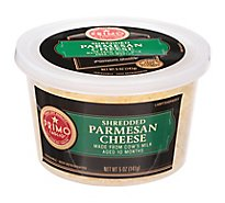Primo Taglio Shredded Parmesan Cheese - 5 Oz.