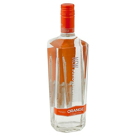New Amsterdam Vodka Orange Flavored 80 Proof - 750 Ml