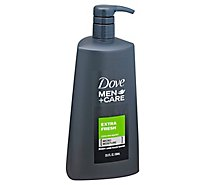 Dove Men+Care Body + Face Wash Extra Fresh - 23.5 Fl. Oz.