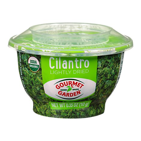 Gourmet Garden Cilantro Lightly Dried - 0.35 Oz