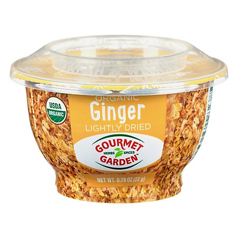 Gourmet Garden Ginger Lightly Dried Bowl - .77 Oz