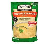 Bear Creek Soup Mix Cheddar Potato - 12.1 Oz