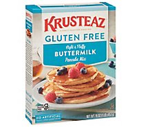 Krusteaz Pancake Mix Gluten Free - 16 Oz