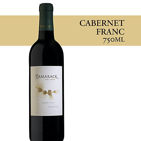 Tamarack Cellars Cabernet Franc Wine - 750 Ml