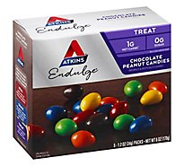 Atkins Endulge Treat Chocolate Peanut Candies - 5-1 Oz