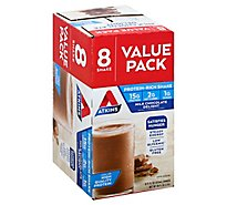 Atkins Shake Milk Chocolate Delight Value Pack - 8-11 Fl. Oz.