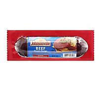 Johnsonville Sausage Summer Beef - 12 Oz