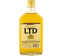 Canadian LTD Whisky Blended Canadian 80 Proof - 375 Ml