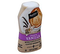 Signature SELECT Coffee Enhancer Sugar Free French Vanilla - 1.62 Oz