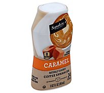 Signature SELECT Coffee Enhancer Sugar Free Caramel - 1.62 Oz