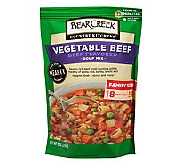 Bear Creek Country Kitchens Soup Mix Vegetable Beef - 9 Oz