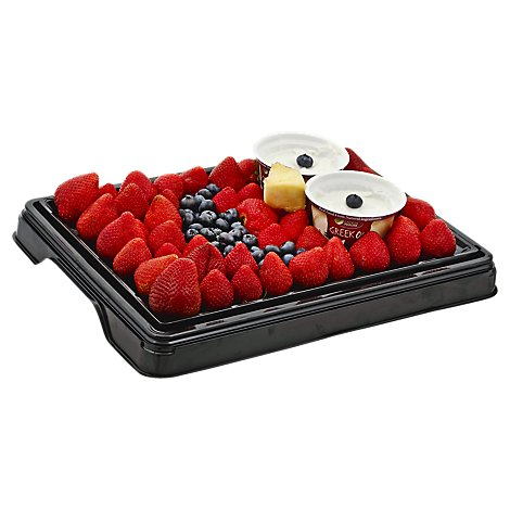 Deli Catering Tray Monster Fruit Platter 8 To 12 Servings - Each
