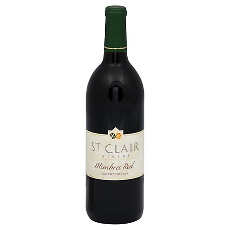 St. Clair Mimbres Red Wine - 750 Ml
