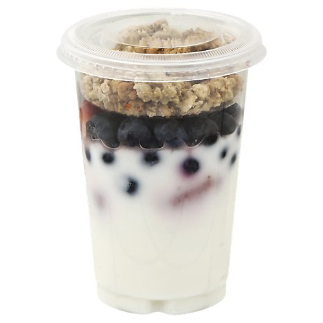 Fresh Cut Yogurt Parfait Vanilla - 10 Oz (530 Cal)