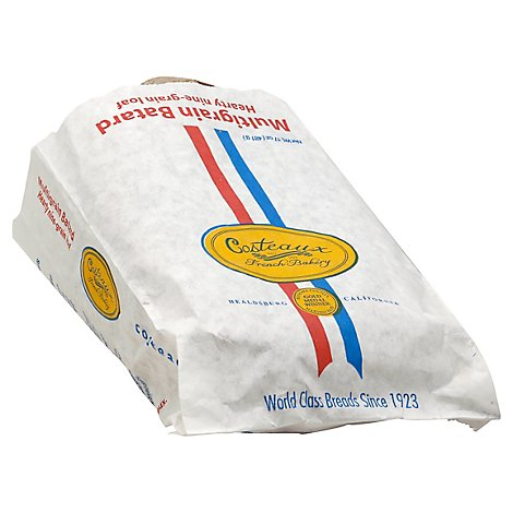 Costeaux Multigrain Batard Hearty 9-Grain Loaf - 17 Oz