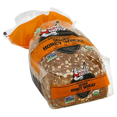 Daves Killer Bread Organic Seeded Honey Wheat - 25 Oz