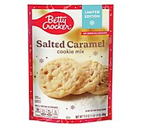 Betty Crocker Cookie Mix Salted Caramel - 17.5 Oz