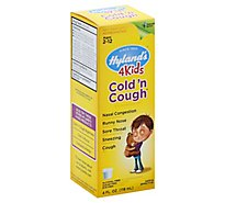 Hylands For Kids Cold N Cough - 4 Fl. Oz.