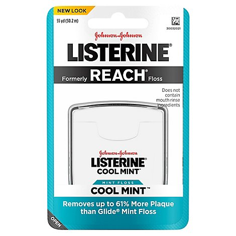 LISTERINE Floss Mint Cool Mint - Each