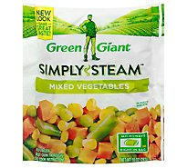 Green Giant Steamers Vegetables Mixed - 12 Oz