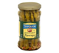 Napoleon Asparagus Green Pickled - 9.9 Oz