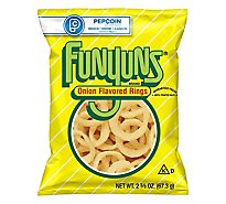 Funyuns Onion Flavored Rings - 2.375 Oz
