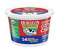 Horizon Organic Cottage Cheese - 16 Oz