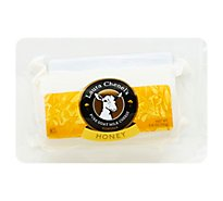 Laura Chenels Chevre Cheese Log Honey - 5.4 Oz