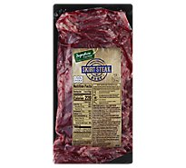 Signature Farms USDA Choice Beef Boneless Skirt Steak - 1.5Lbs