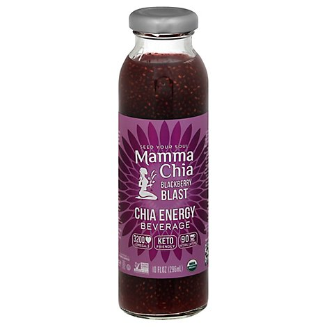 Mamma Chia Blackberry Blast - 10 Oz