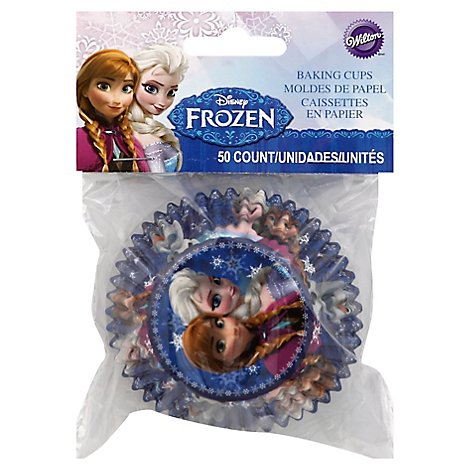 Wilton Baking Cups Disney Frozen - 50 Count