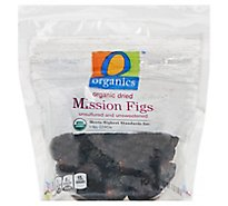 O Organics Organic Dried Mission Figs - 7 Oz