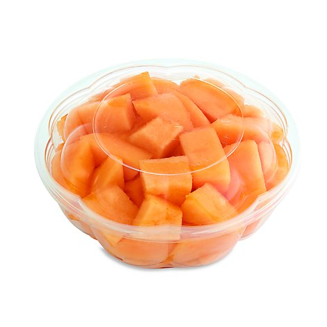 Fresh Cut Cantaloupe Bowl - 12 Oz