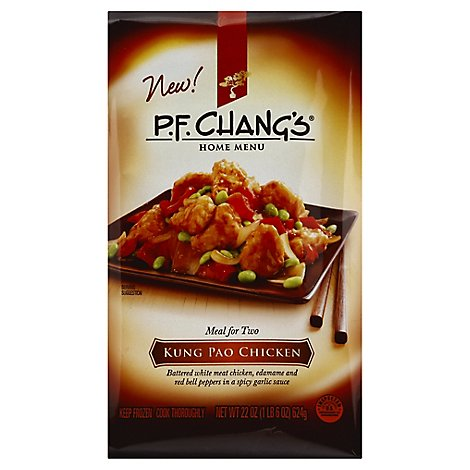 P.F. Changs Home Menu Frozen Meal Kung Pao Chicken - 22 Oz