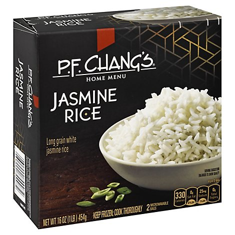 P.F. Changs Rice Jasmine Steamed - 16 Oz