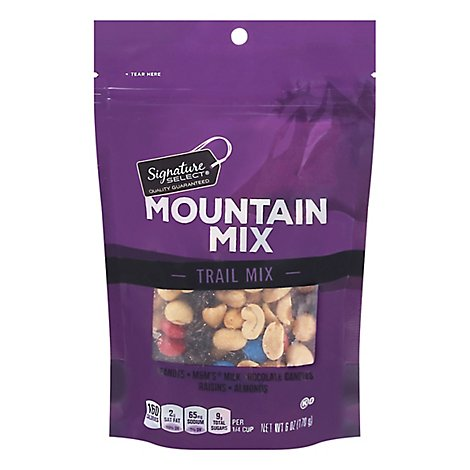 Signature SELECT Mountain Mix Trail Mix - 6 Oz