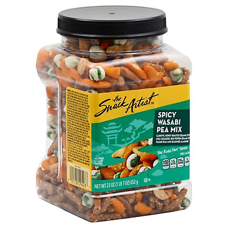 Signature SELECT Pea Mix Spicy Wasabi - 23 Oz