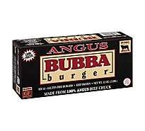 Bubba Burger Certified Angus Beef - 2 Lb