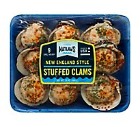 Matlaws Clams Large Stuffed 9-Pk - 20 Oz