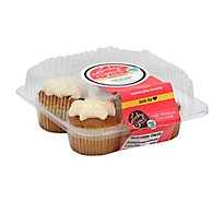 Lucky Spoon Cupcake Frosting Very Vanilla With Butter Cream - 8 Oz