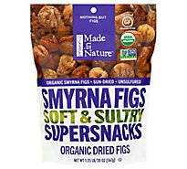 Made In Nature Organic Dried Smyrna Figs - 20 Oz.