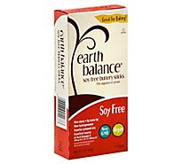 Earth Balance Dairy And Soy Free Buttery Sticks - 16 Oz