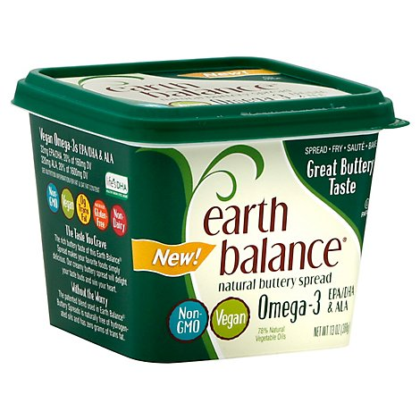 Earth Balance Vegan Omega 3 Butte Online Groceries Vons