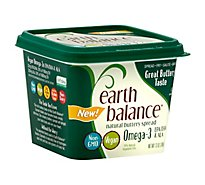 Earth Balance Vegan Omega 3 Buttery Spread - 13 Oz