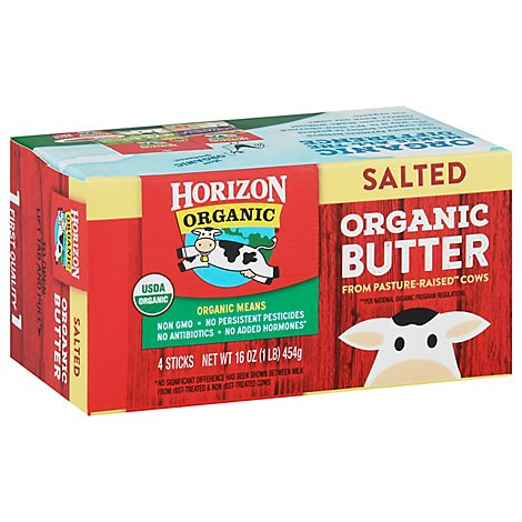 Horizon Organic Butter Salted - 16 Oz