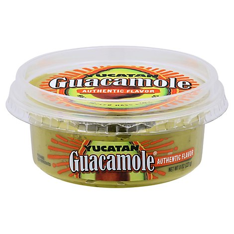 Yucatan Foods Guacamole Authentic - 8 Oz