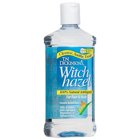 TN Dickinsons Witch Hazel for Face & Body - 16 Fl. Oz.